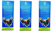 Roller Banners stands